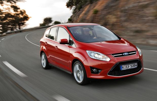Ford verkaufte über 30 000 Pkw mehr
