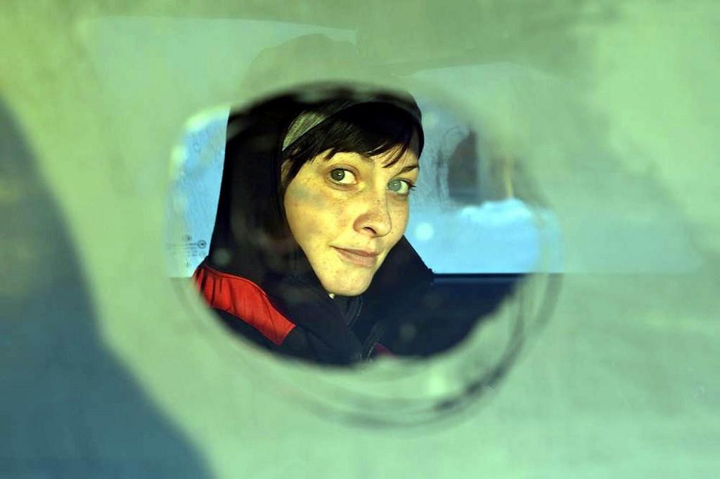 Fulda Challenge 2012: Lina van de Mars.