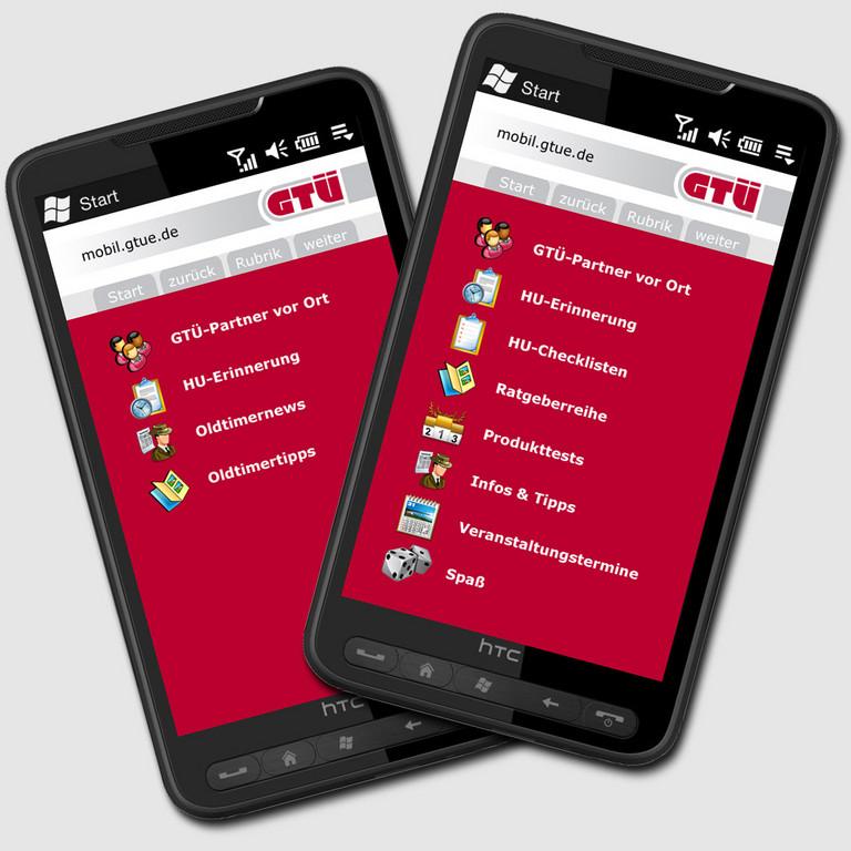 GTÜ bietet Apps rund um Auto und Oldtimer