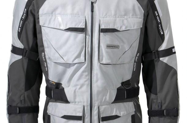 Germot Motorradschutzkleidung: Jacken mit Klimamembran, Blouson in drei Farben