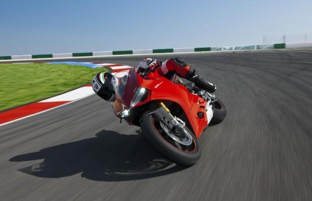 Hamburger Motorrad Tage 2012: Ducati 1199 Paginale feiert Deutschlandpremiere