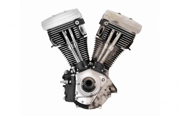 Harley-Motorrevision ab Werk