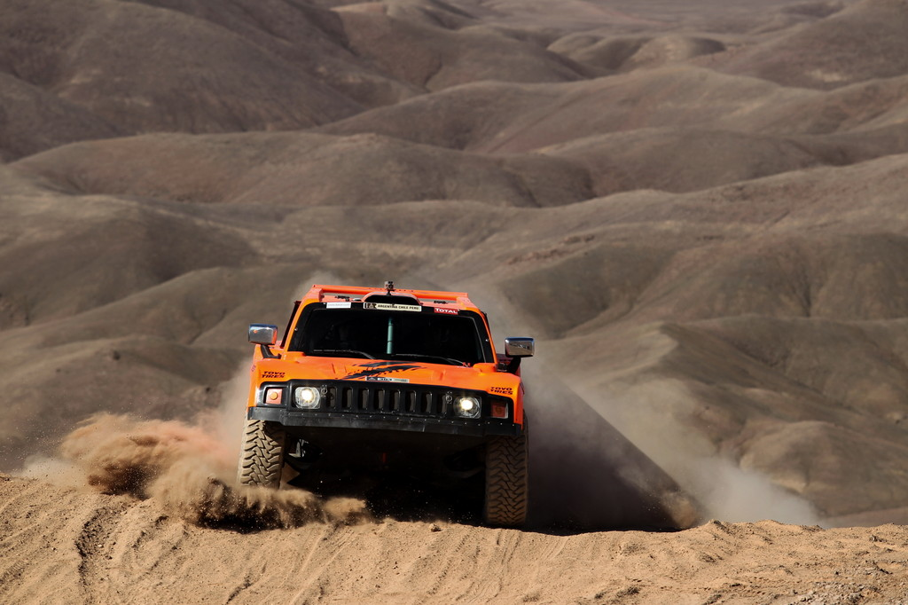 Hummer H3 von Robby Grodon.