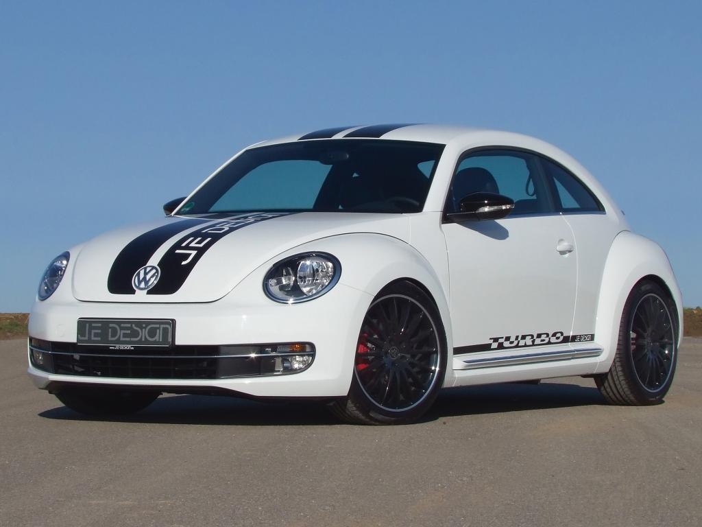 JE Design individualisiert den VW Beetle