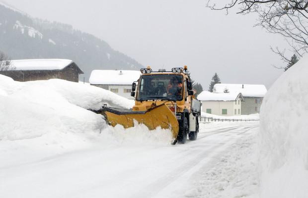 Jeder vierte Alpenpass gesperrt
