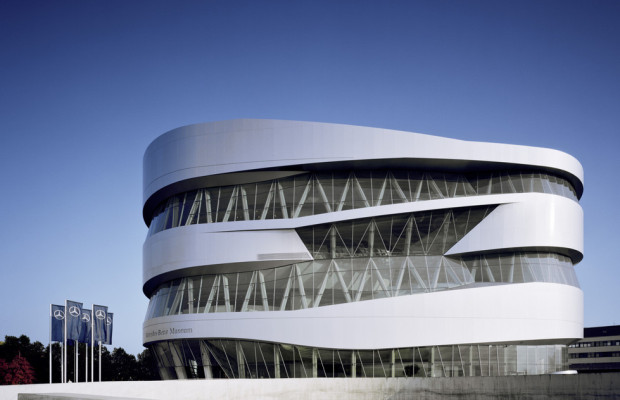 Jubiläumsjahr endet für Mercedes-Benz-Museum mit Besucherrekord