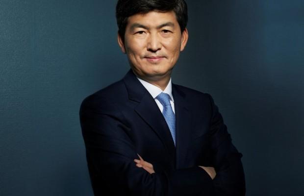 Jung Kook Bae ist Präsident von Hyundai-Deutschland
