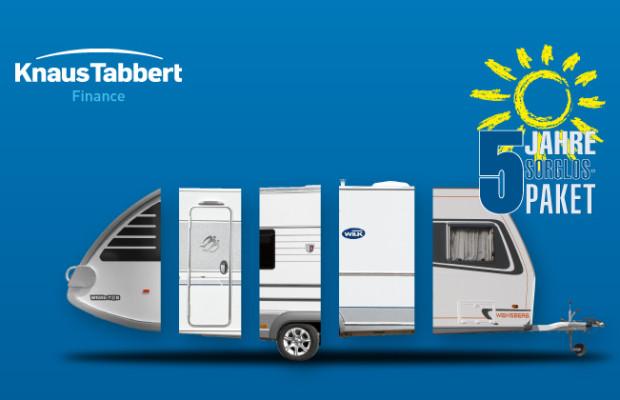 Knaus Tabbert bietet Finanzierungsangebot für Caravans