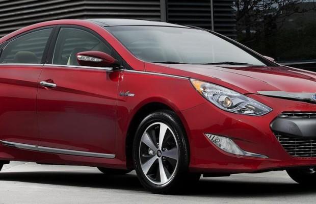Kostenlose Austauschbatterie für Hyundai-Hybrid