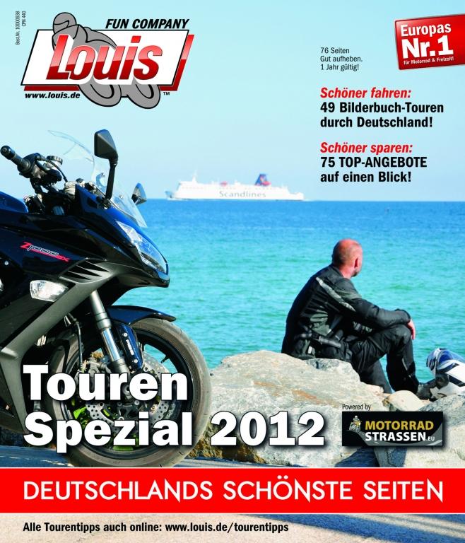 Louis Katalog 2012 verfügbar