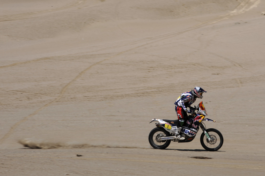 Marc Coma auf KTM.