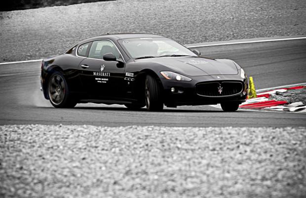 Maserati bietet Fahrkurse