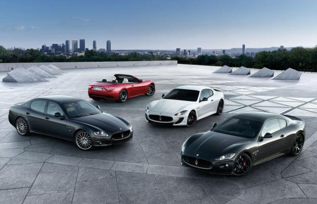 Maserati verdoppelt Absatz in China
