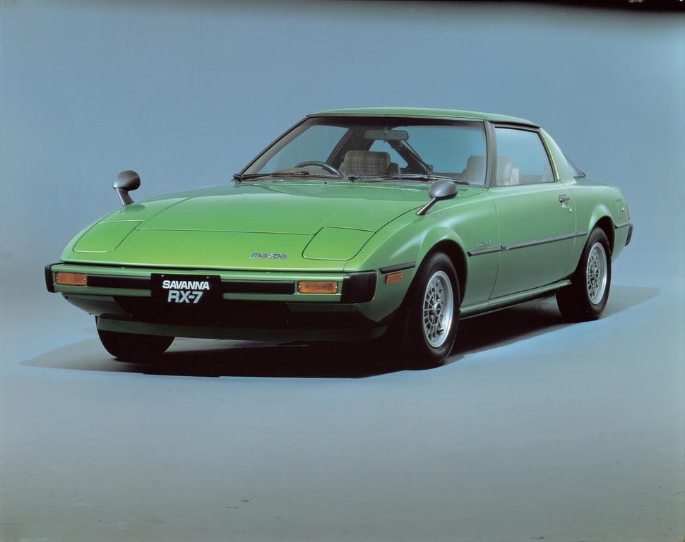 Mazda startete vor 40 Jahren in Deutschland