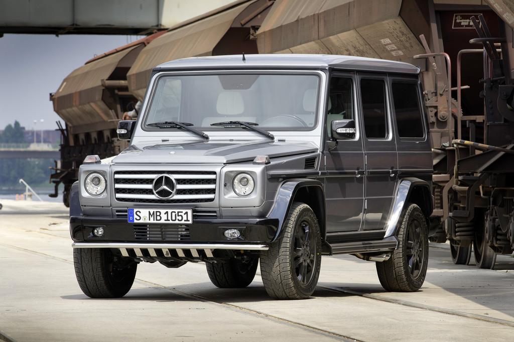 Mercedes-Benz: Mehr als zwei Millionen SUV abgesetzt