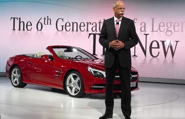 Mercedes: Hunger nach mehr und automobile Unabhängigkeitserklärung