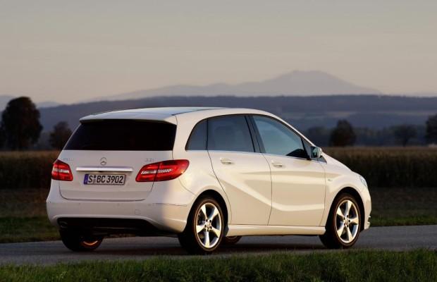 Mercedes mit Mobilitätspaket für B-Klasse