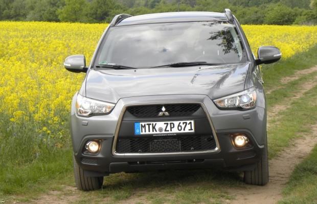 Mitsubishi mit höchster Zuwachsrate der japanischen Marken
