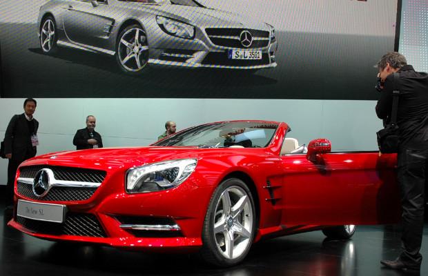 Mitten in der Erneuerung: Mercedes rüstet sich gelassen zur Aufholjagd