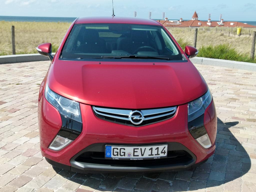 Modifikationen für den Opel Ampera