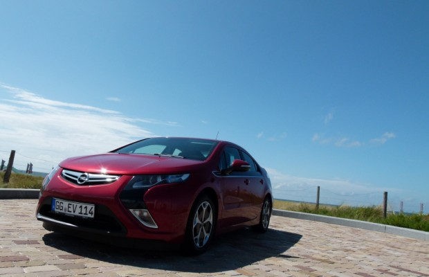 Modifikationen für den Opel Ampera
