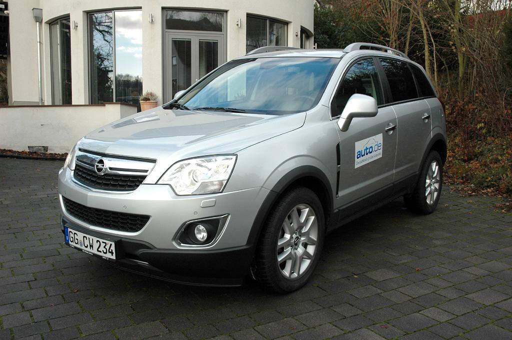 Opel Antara, hier als Cosmo-Turbodiesel mit 135/184 kW/PS.