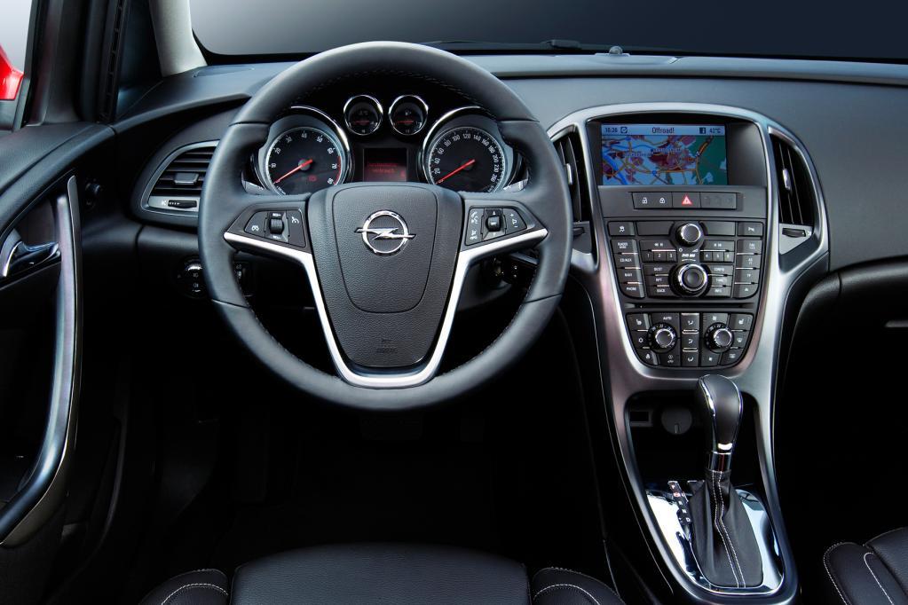 Opel Astra Sport Tourer: Vom Biedermann zum Edelmann