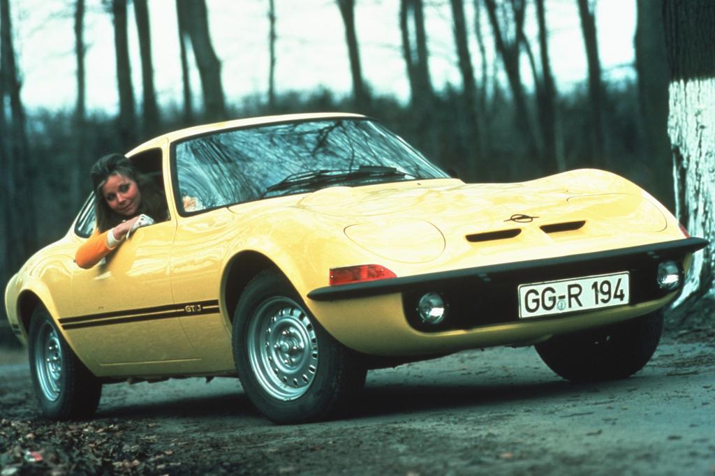 Opel GT ab 1971