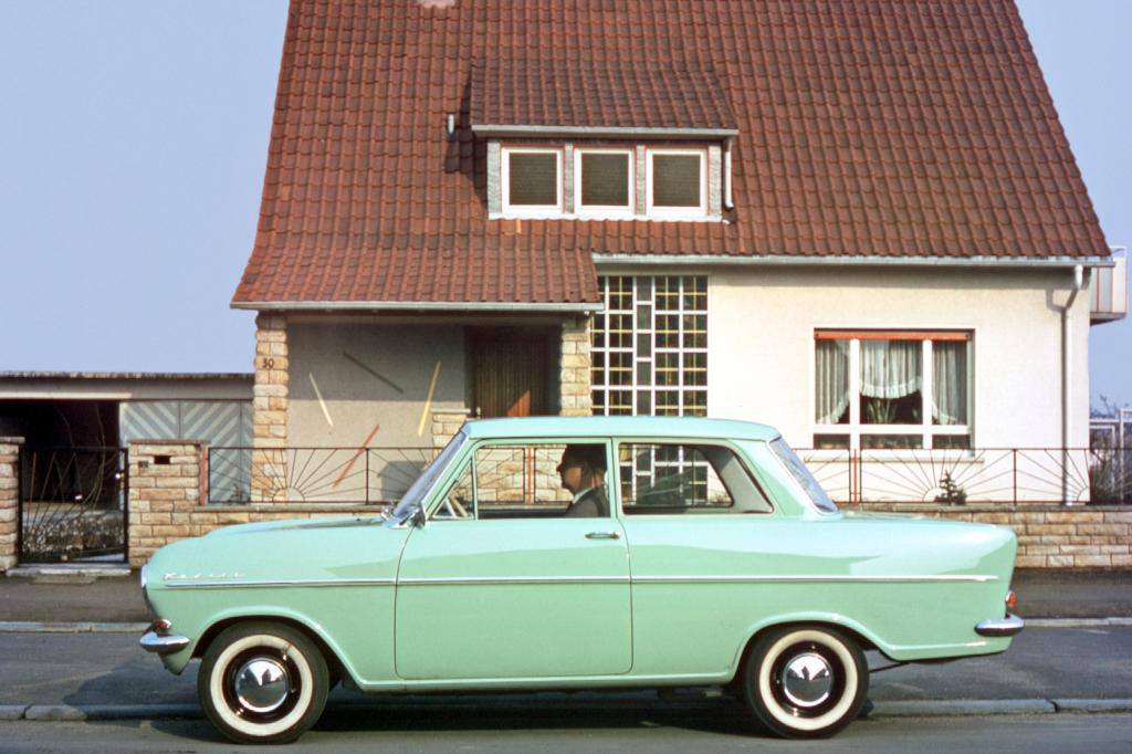 Opel Kadet A, ab 1962