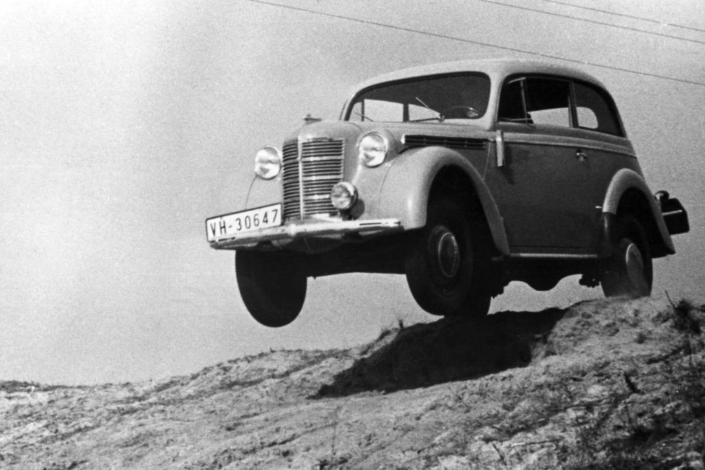 Opel Kadett, 1938