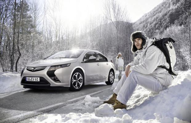 Opel beginnt das Jubiläumsjahr mit drei Neuheiten