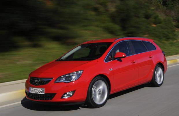 Opel erreichte im vergangenen Jahr acht Prozent Marktanteil