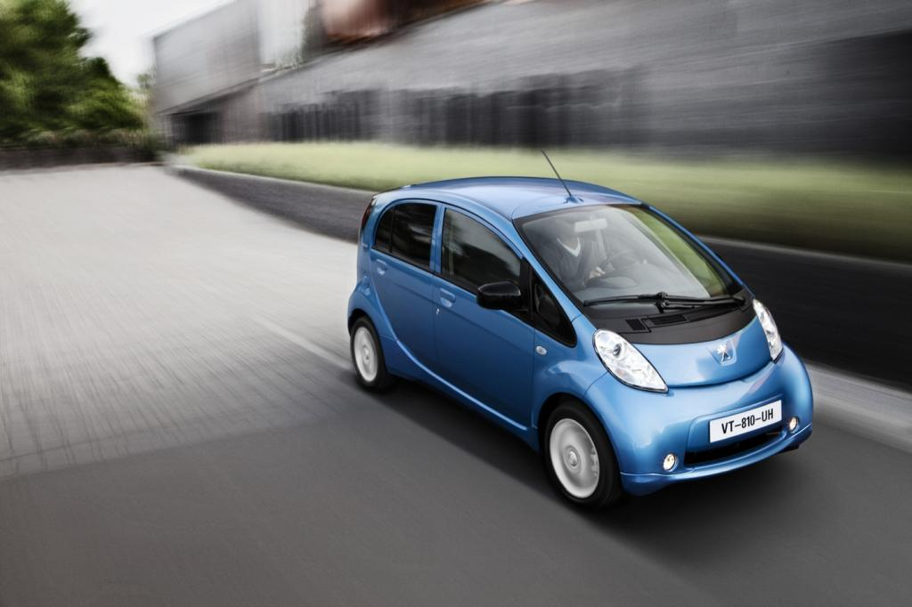 PSA Peugeot Citroen Marktführer bei E-Mobilen