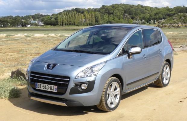 Paul-Pietsch-Preis für Peugeot 3008 Hybrid4