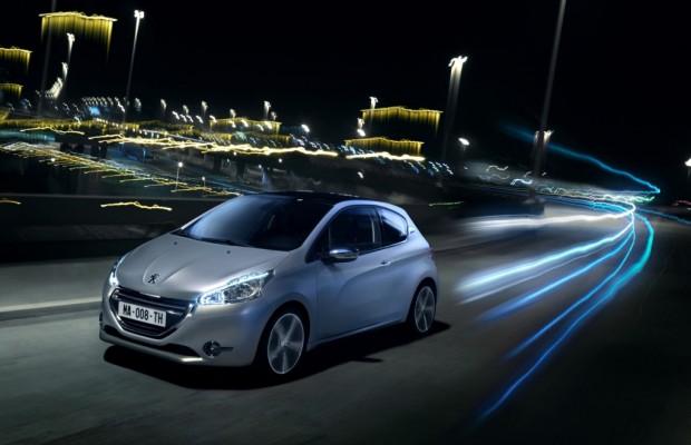 Peugeot 208 - Positiver Abwärtstrend