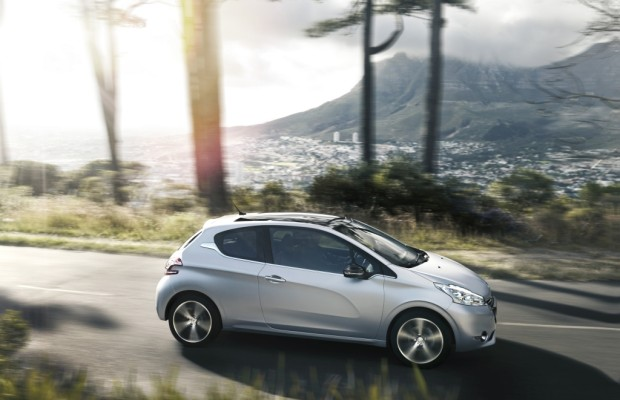 Peugeot 208 ab sofort bestellbar