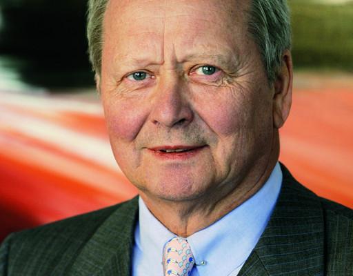 Porsche Ehrensenator der Universität Salzburg