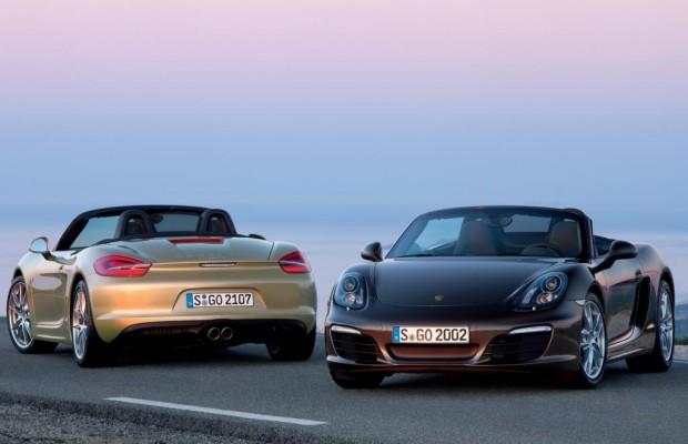 Porsche macht den Boxster neu
