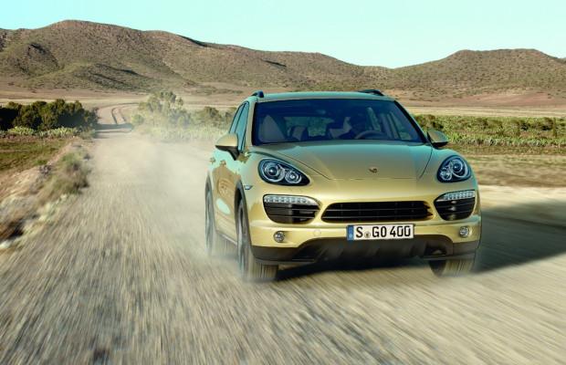 Porsche steigert Absatz um 22 Prozent