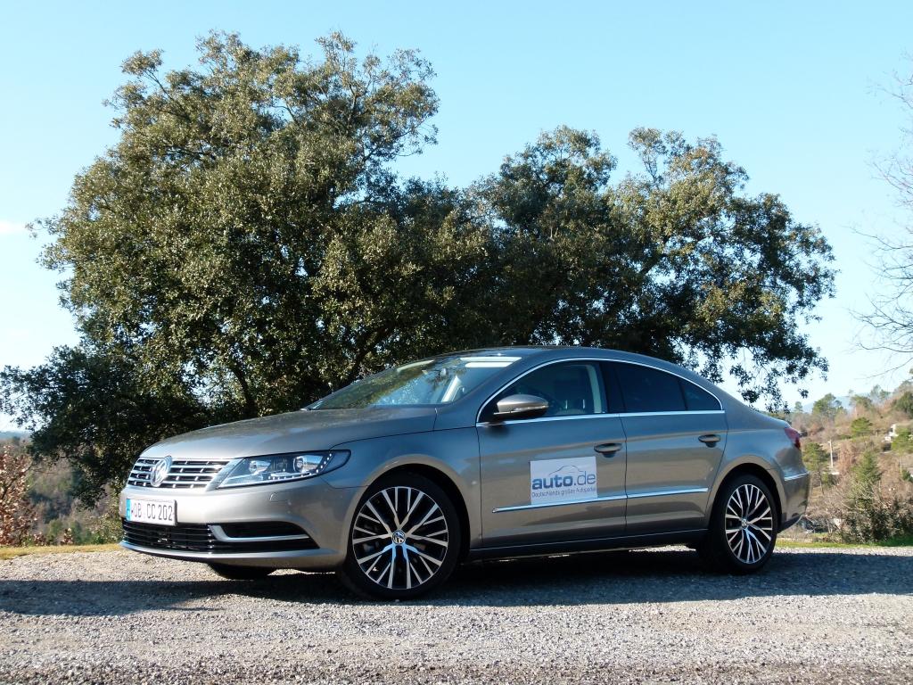 Präsentation VW CC – Der schönste Volkswagen