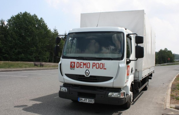 Praxistest Renault Midlum Optitronic: Bulliger Alleskönner