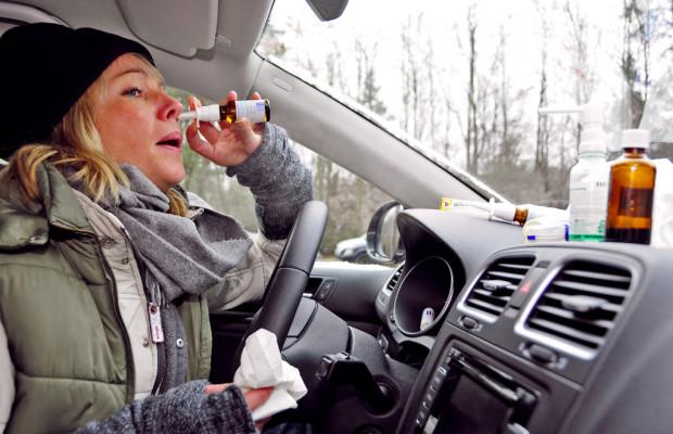 Ratgeber: Vorsicht bei Medikamenten im Straßenverkehr