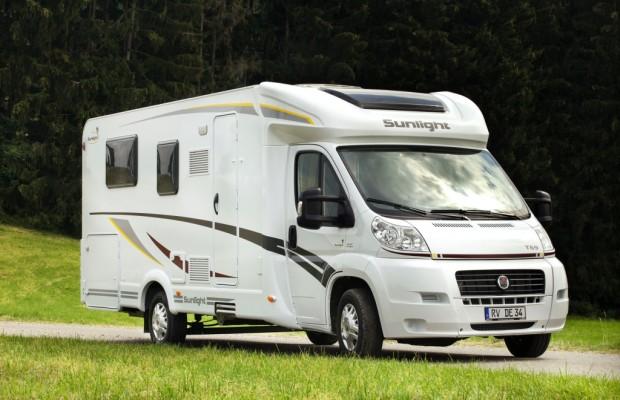 Reisemobil- und Caravanhersteller Sunlight fährt Produktion weiter nach oben