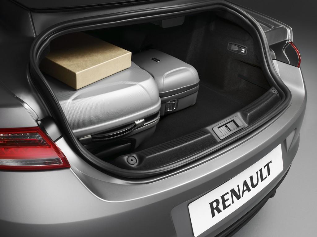 Renault überarbeitet Laguna Coupé