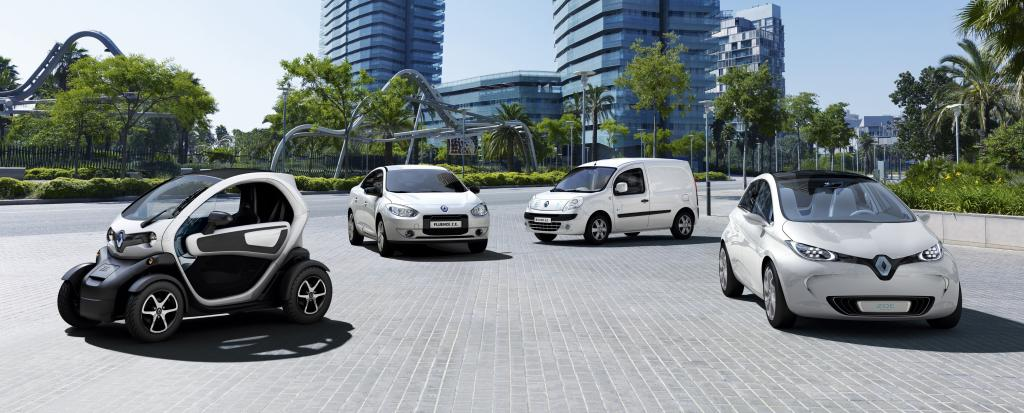 Renault lädt zum E-Mobil-Test