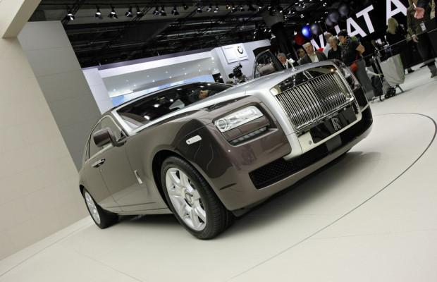 Rolls-Royce verdoppelt Absatz in Deutschland