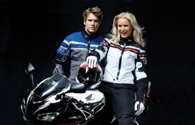 Rukka Anzüge Vauhti und Vilma im Retro-Sport-Design