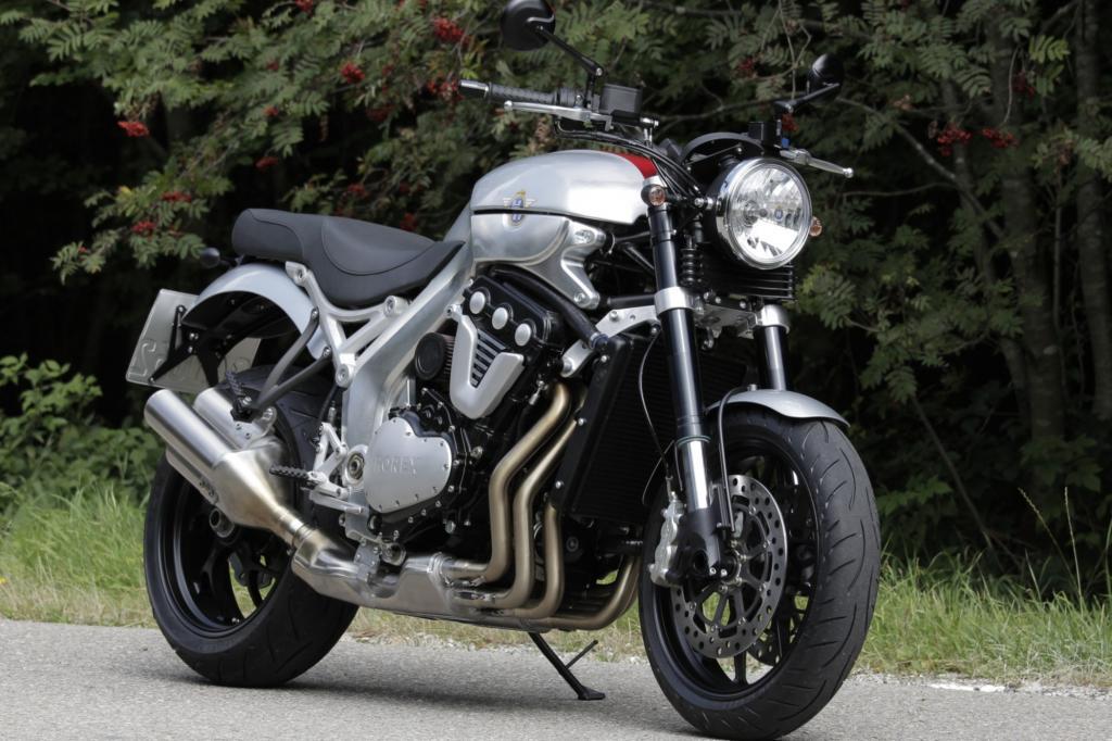 Rund 22.000 Euro wird der Horex Roadster kosten