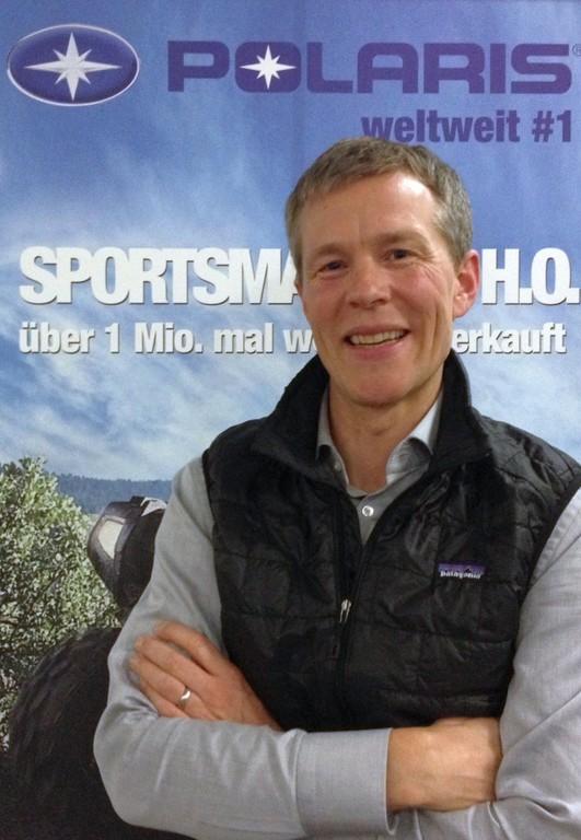 Schäfer leitet Polaris-Geschäft