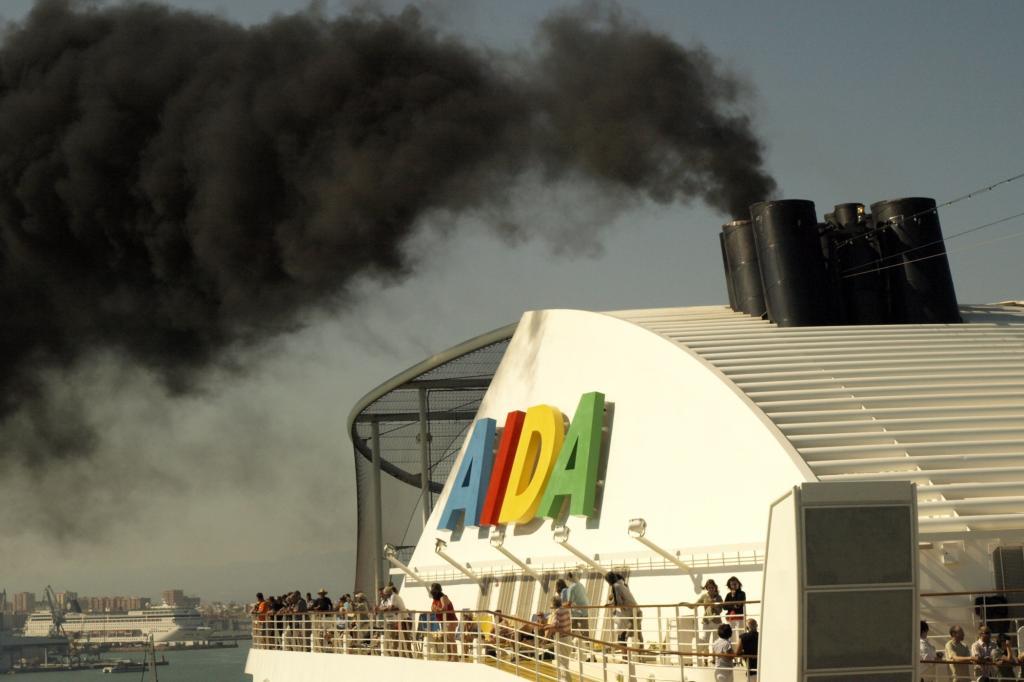 Schmutzige Schiffe - Schmuddel-Sprit ohne Filter